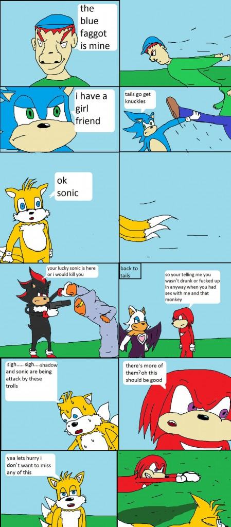 tails gets trolled 16