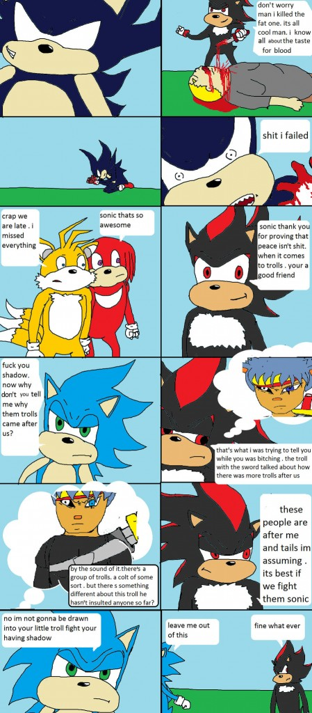 tails gets trolled 19