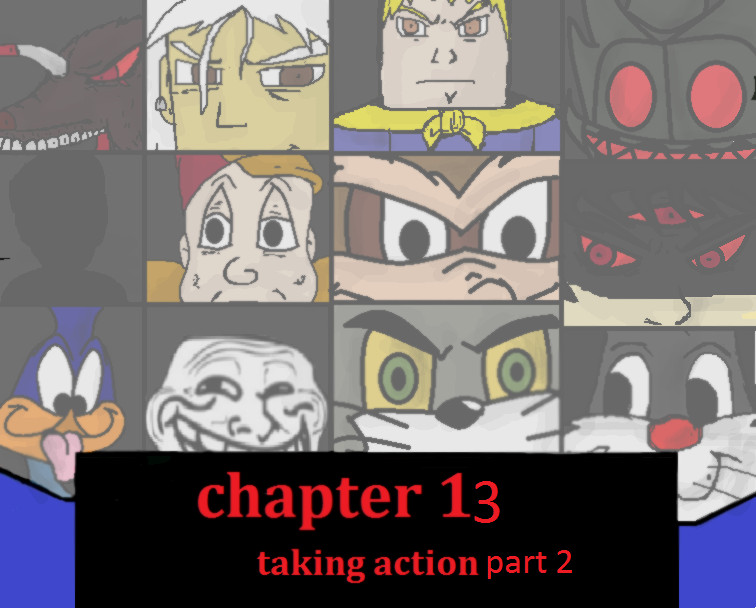 chapter 13 taking action part 2