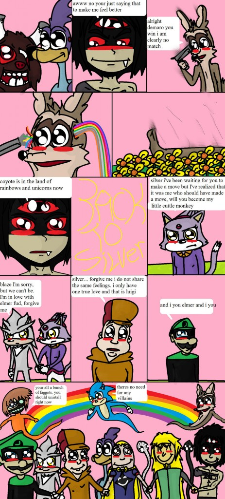 tails gets gay page 2