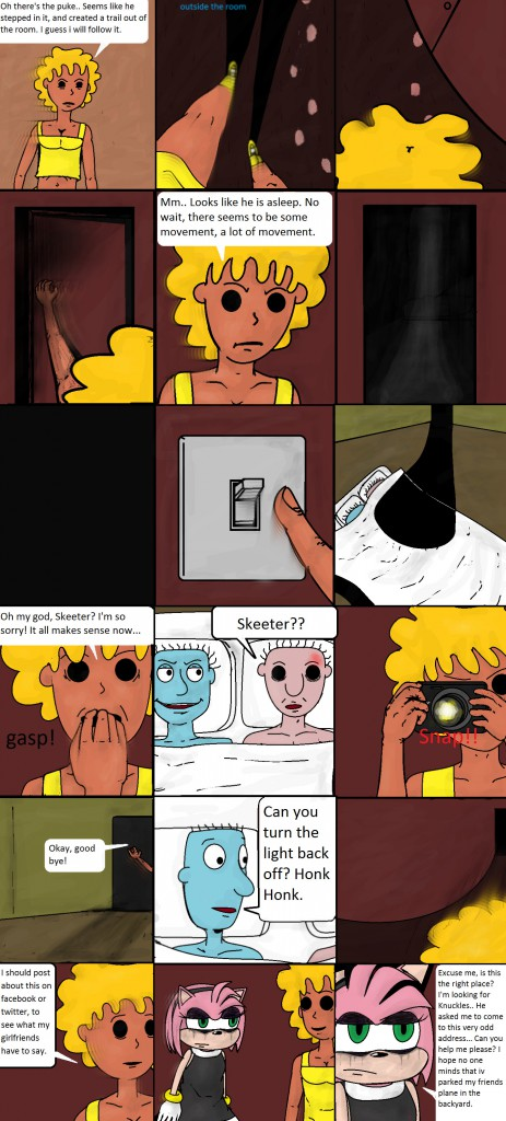 The Eye Of The Storm page 5